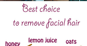 Best choice to remove facial hair!